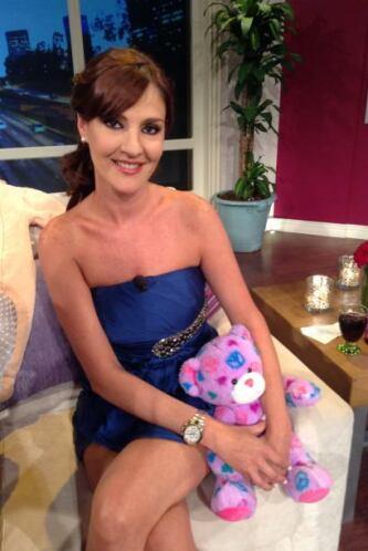 La primera en compartir su experiencia como madre fue la actriz Chantal...