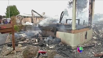 Decenas de réplicas azotan California tras el sismo