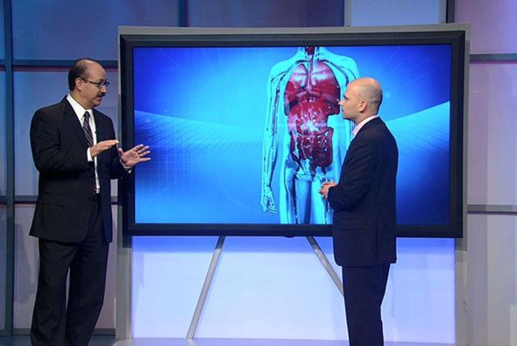 También el doctor Enrique Caballero y el doctor Juan Rivera ofrecieron u...