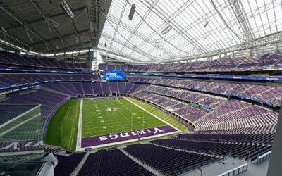 Un recorrido por el nuevo US Bank Stadium en Minnesota
