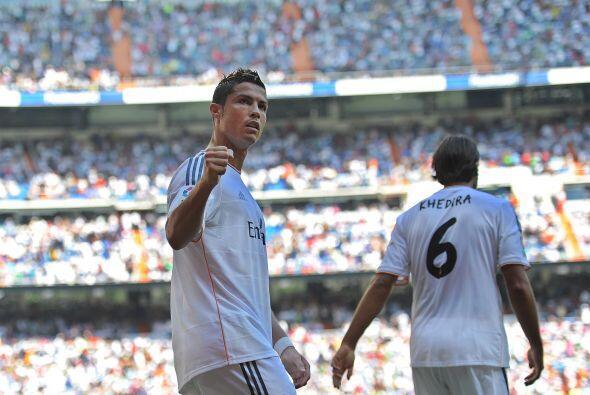 Nadie pudo igualar los 68 goles que Ronaldo consiguió en 57 encue...