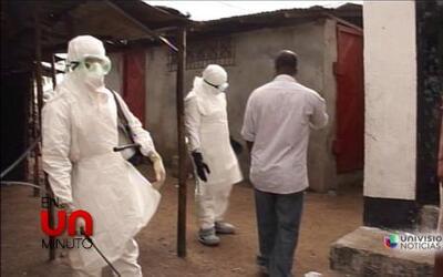 En Un Minuto: alerta por crisis del virus mortal ébola