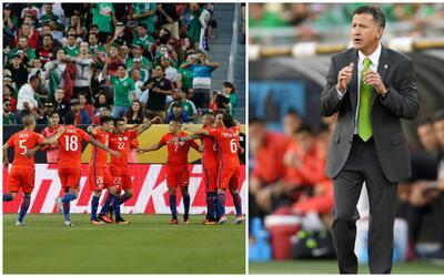 """Osorio sobre la posibilidad de enfrentar de nuevo a Chile: """"No sería una..."""