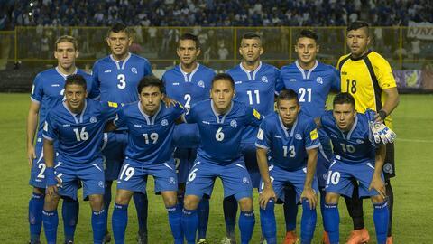 El Salvador enfrentará a Canadá