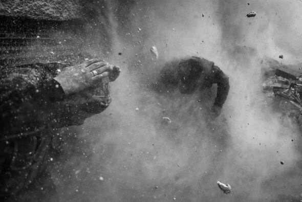 El fotógrafo Goran Tomasevic ganó el primer lugar en la ca...