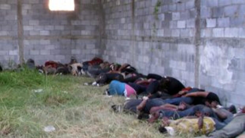 Se cumplieron tres años de la masacre de 72 migrantes enSan Fernando Ta...