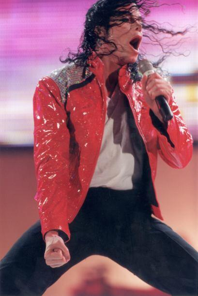 Michael Jackson-cantante