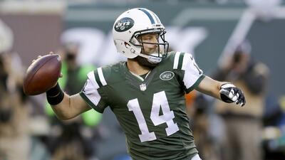 Jets 28 - 23 Jaguars: Fitzpatrick conduce al quinto triunfo de Jets (video)