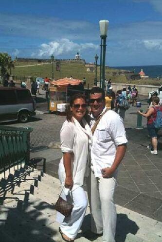 Angélica Vale y Otto Padrón pasaron su luna de miel en Puerto Rico y nos...