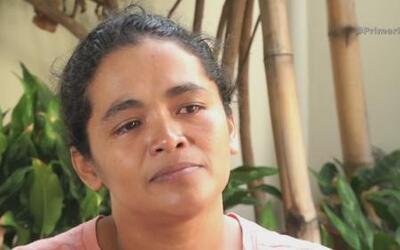 Habla la mujer salvadoreña que fue liberada de 40 años de cárcel