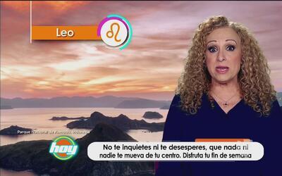 Mizada Leo 14 de octubre de 2016