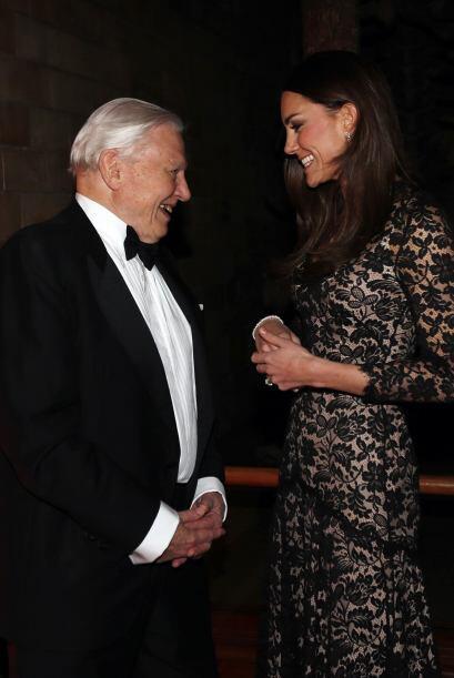 La duquesa lució bellísima. Mira aquí los videos más chismosos.