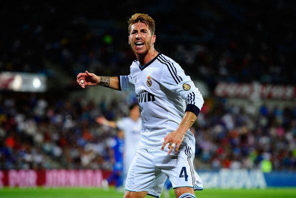 Sergio Ramos: El defensa del Madrid es de lo más seguro que hay entre lo...