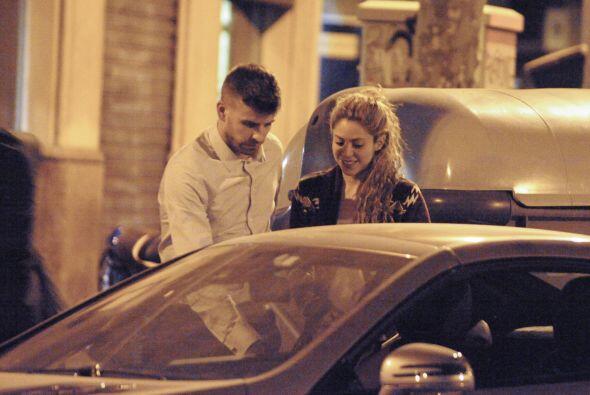 Con razón Shakira está tan enamorada y se le ve muy contenta.