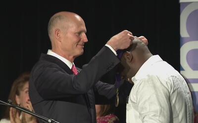 Gobernador Rick Scott entregó el premio de la Libertad a tres conocidos...
