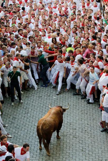 Las corridas de toro en Pamplona datan desde el Siglo XIV. Los actos rel...