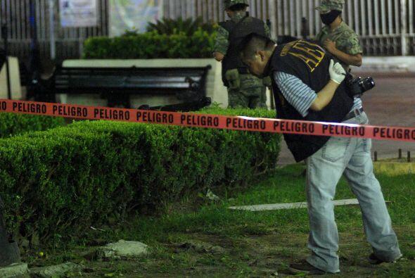 Ataques armados en plena ciudad han llamado la atención de la prensa y l...