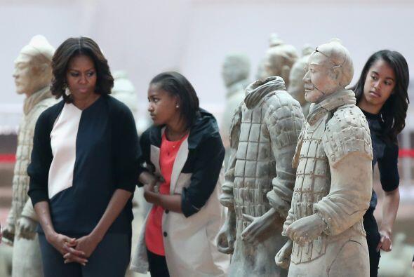 Y también admirar la fosa número 1 del museo en las afuera...