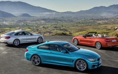 La marca alemana mostró los nuevos modelos de su Serie 4: Serie 4...