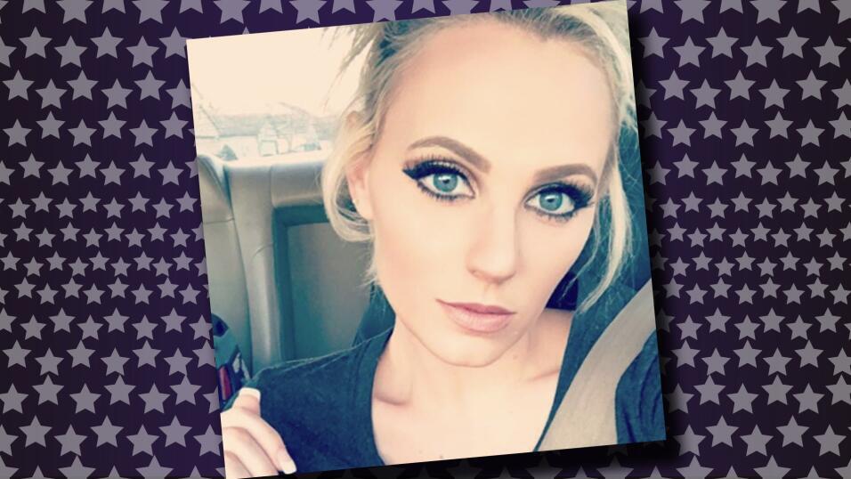 Mary Fredette channels her inner Gwen Stefani