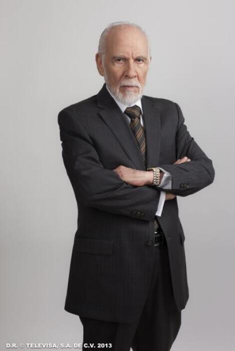 El premio a Mejor actor co-estelar está nominado Aarón Hernán de la tele...
