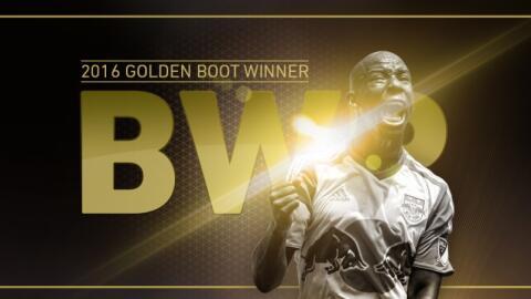 BWP, 2016 Golden Boot Winner