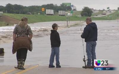 Inundaciones en el Condado Cooke