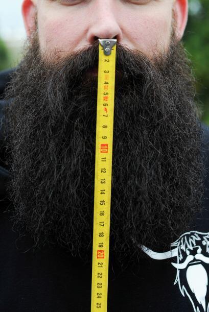 Para muchos la más difícil fue la barba cerrada, que exigía una barba de...