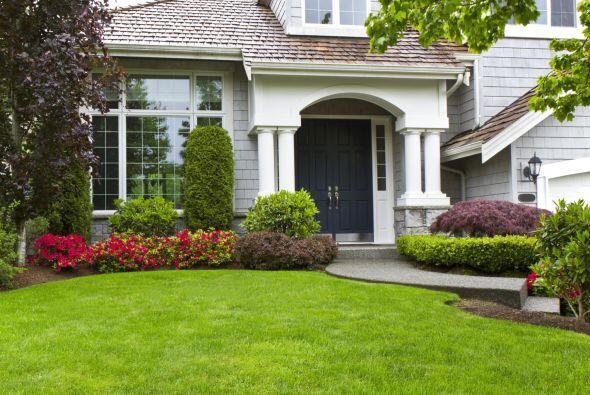 El jardín. ¿Los espacios verdes de tu casa favorecen tu salud? Las grand...