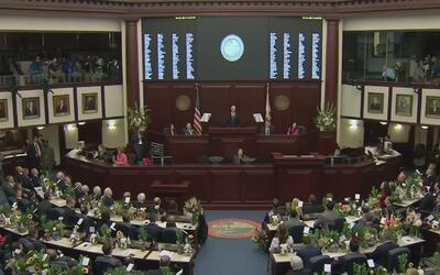 Comenzó oficialmente la sesión legislativa de la Florida 2017
