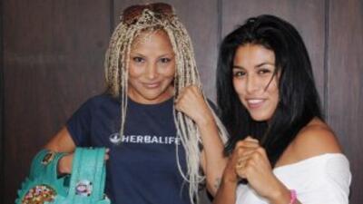 Juárez y Muciño prometieron una guerra arriba del ring (Foto: HG Boxing)