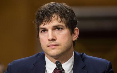 """""""He visto cosas que nadie debería ver"""", el llamado de Ashton Kutchner co..."""