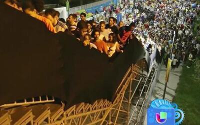 Preocupación por desperfectos en el estadio Maracaná de Brasil