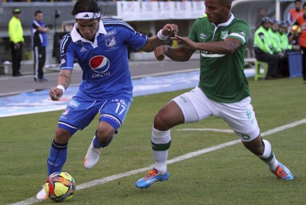 Los fronterizos contarán con el regreso de Dayro Moreno en el ataque.