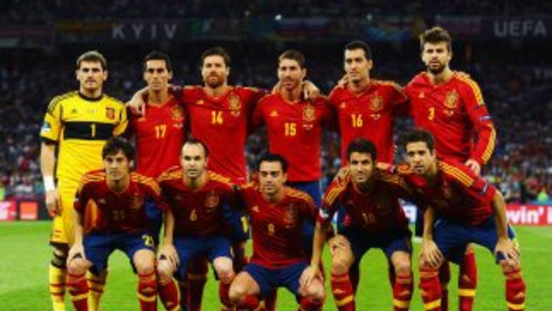 La selección de España se enfrentará contra un equipo boricua en un part...