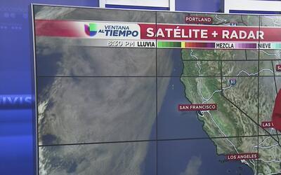Condiciones calurosas en Sacramento y áreas cercanas