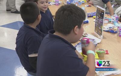 Fort Worth ISD brindará desayunos gratuitos a niños necesitados