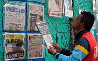 Este domingo los colombianos votan en el plebiscito sobre el acuerdo de paz