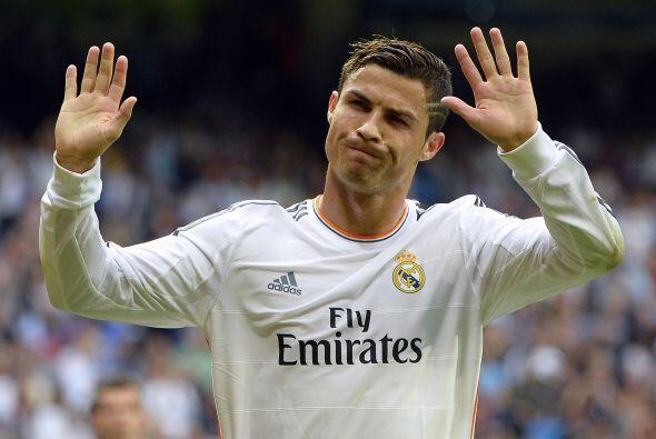 El extremo luso fue llamado 'Comandante' por el presidente de la FIFA, J...
