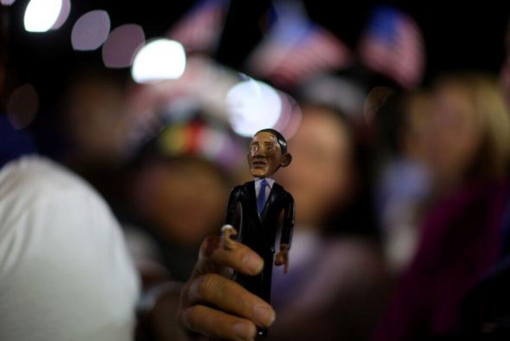 Chicago se prepara el discurso de Obama