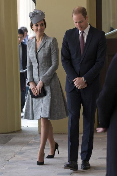 El Palacio de Kensington anunció que un nuevo bebé real llegaría en Abri...