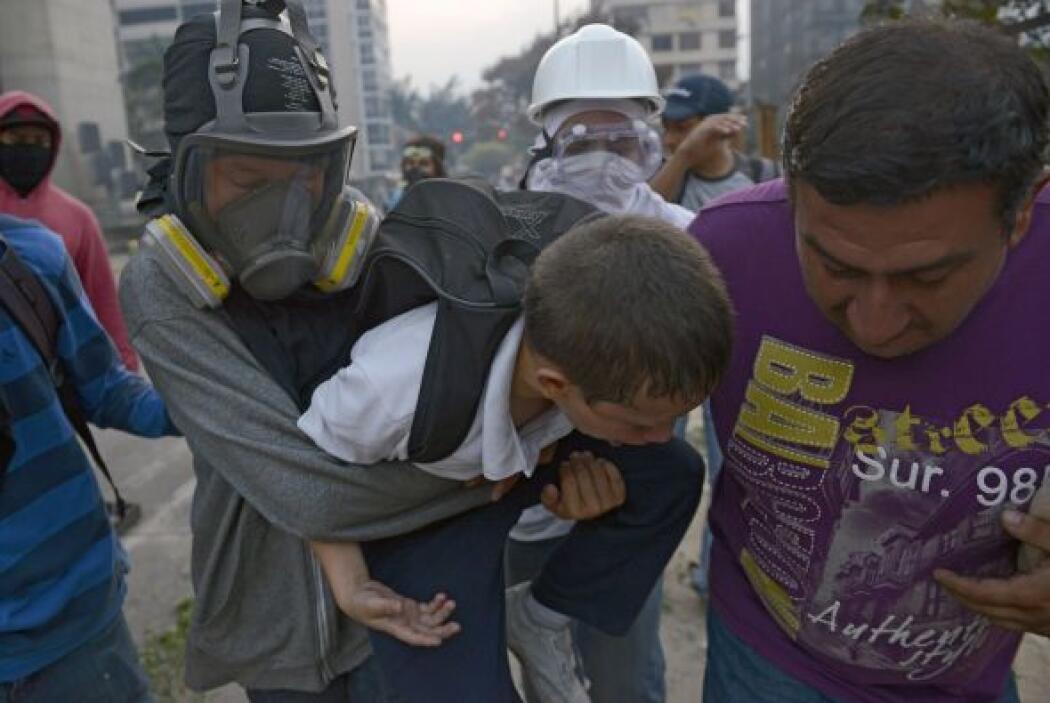 Activistas de los derechos humanos y líderes opositores han denunciado l...
