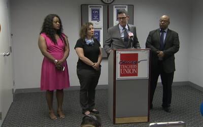 Chicago en un minuto: ¿Qué tanta confianza tienen las escuelas de CPS en...
