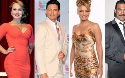 ¿Qué hacían tus actores favoritos de telenovela antes de ser famosos?