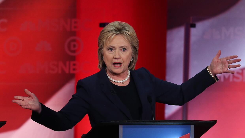 Clinton debate New Hampshire