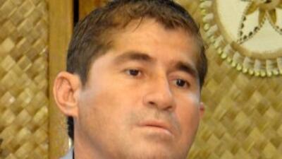 José Salvador Alvarenga, el náufrago salvadoreño.