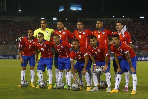 Grupo A: Chile, México, Ecuador y Bolivia. Chilenos y mexicanos p...