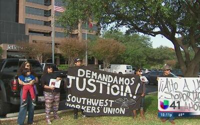 Protestas por joven detenido por perfil racial