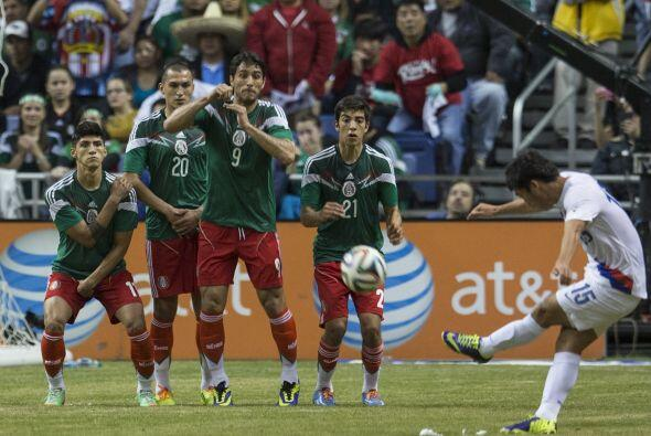 Sin embargo, el conjunto de Miguel Herrera habrá disputado entre seis y...