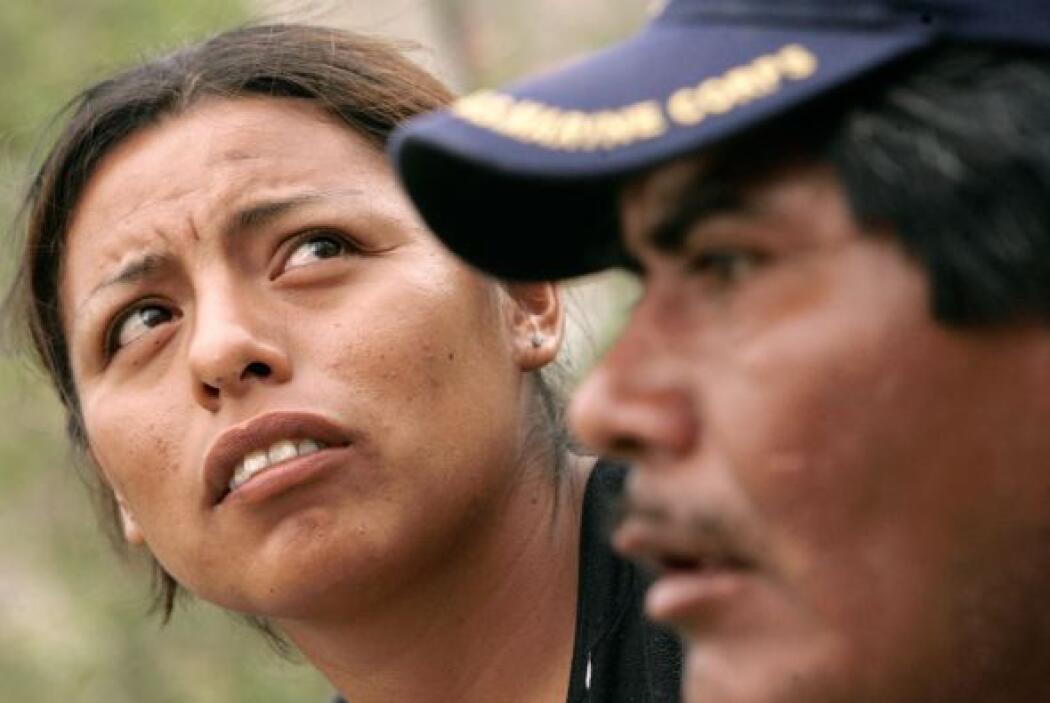Algunos migrantes también han denunciado a agentes migratorios que los h...